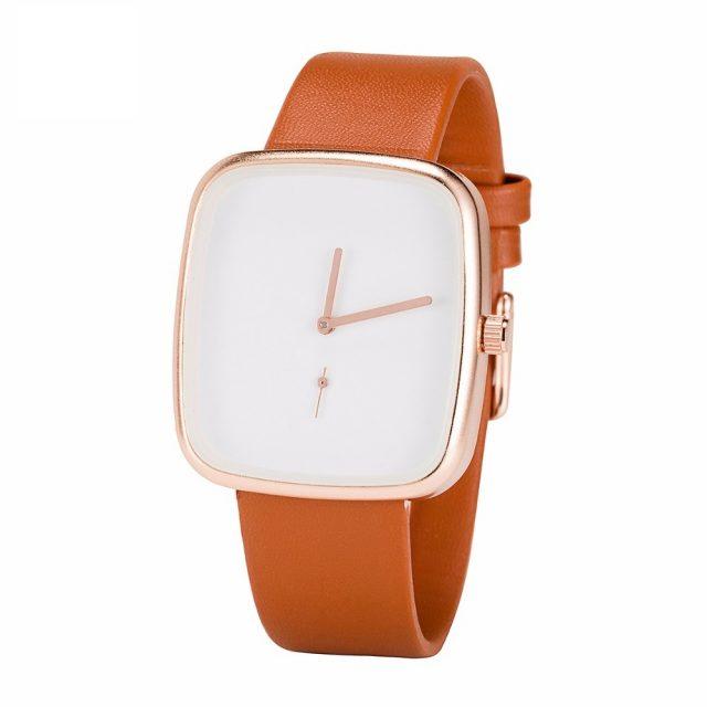 Fashion Leather Wristwatch