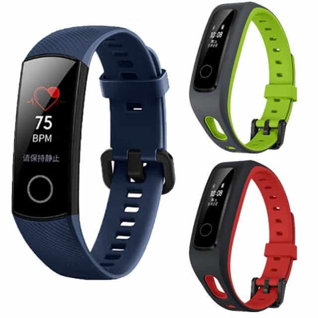 Fitness Tracker (With Shoe-Buckle for Runners)