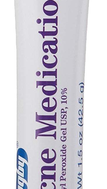 Acne Benzoyl Peroxide 10%