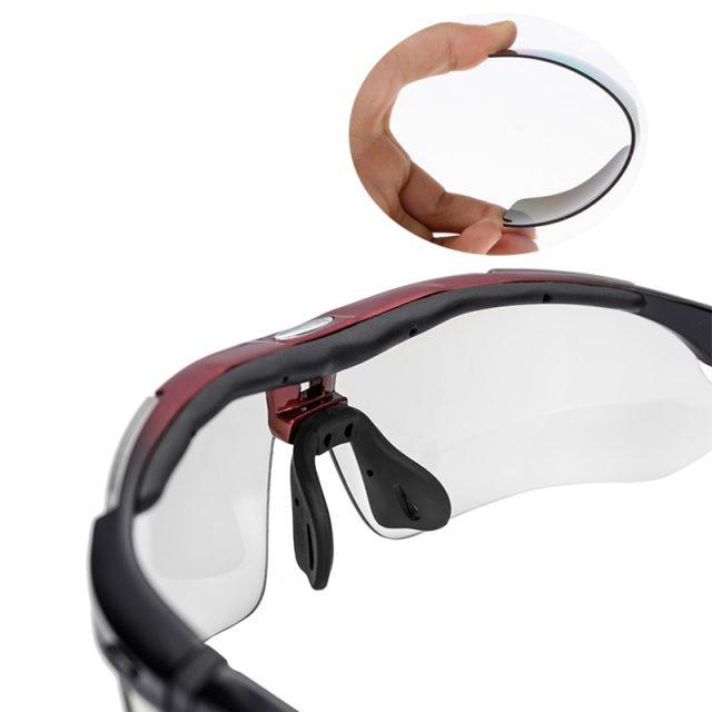 Polarized 5 Lens Sunglasses